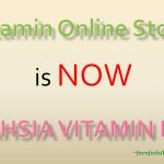 rahsia vitamin ibu, vitamin online store