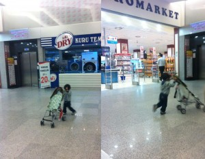 Travel luar negara bersama bayi dan kanak-kanak