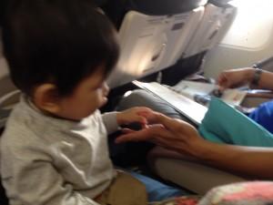 Travel luar negara bersama bayi