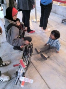 Travel bersama bayi dan kanak-kanak