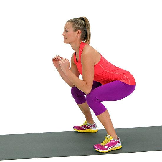 tips cepat bersalin, squatting
