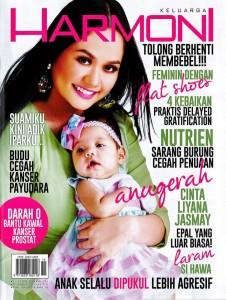 majalah harmoni keluaran 1-15 september