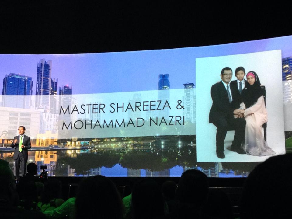 shaklee global conference 2014