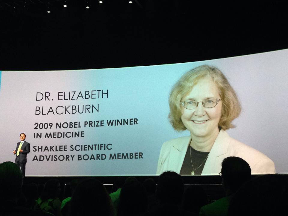 nobel prize in medecine in Shaklee BOD
