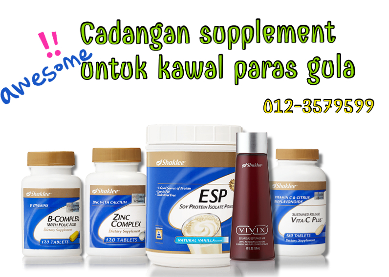 supplement elak potong kaki akibat kencing manis