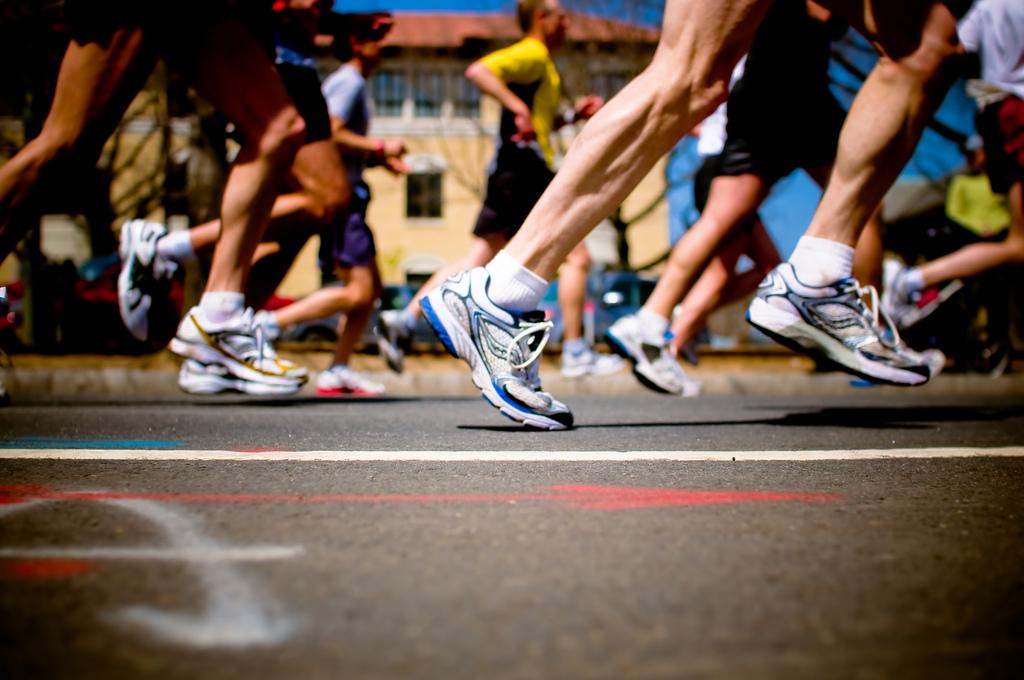 Tips untuk marathon kali pertama