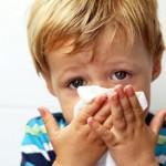 Atasi anak selalu demam