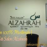 Salon 100% Muslimah - Siti Salon Alzahrah