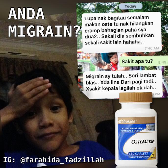 Ubat migrain dan kejang