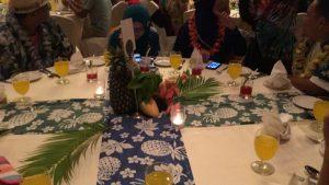 Sunset dinner bersama Shaklee di Langkawi