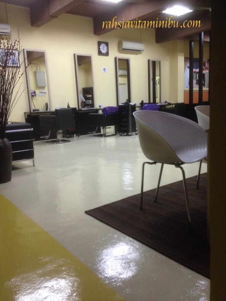 Salon Rambut 100% Muslimah