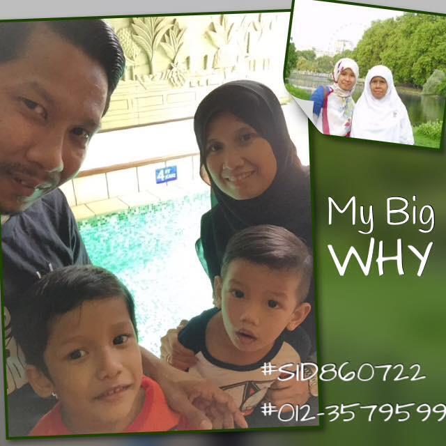 my big why